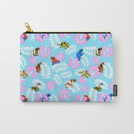 Hawaiian poison dart frogs Carry-All Pouch