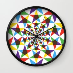 Star Space Wall Clock