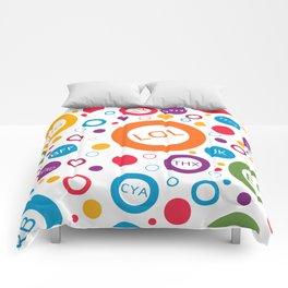 TXT ME Comforters