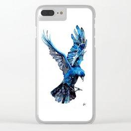 Azure Jack Clear iPhone Case