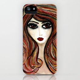 ILLUSION iPhone Case