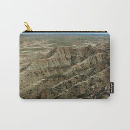 A Rugged Landscape Carry-All Pouch