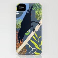 Raven iPhone (4, 4s) Slim Case