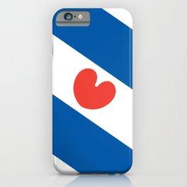 Friesland iPhone Case