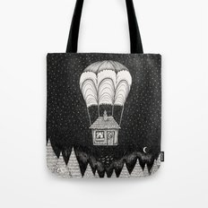 midnight journey Tote Bag