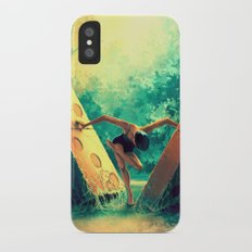 TAURUS from the Dancing Zodiac Slim Case iPhone X