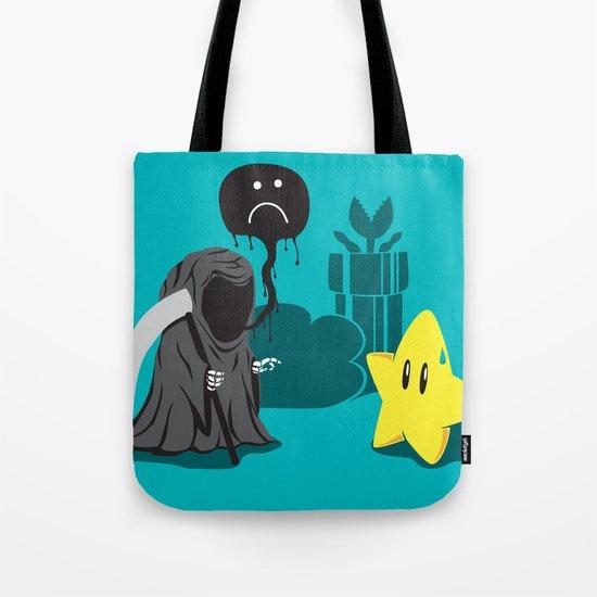Death's worst enemy Tote Bag