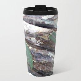 Long Hearted Metal Travel Mug