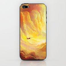 Flying Home iPhone & iPod Skin