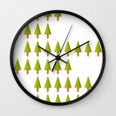X-Mass Rockerts Wall Clock