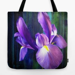 Iris - iPhoneography Tote Bag