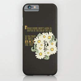 Sprouted iPhone Case