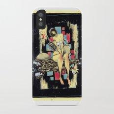 Ripley & The Bad Bitch Slim Case iPhone X