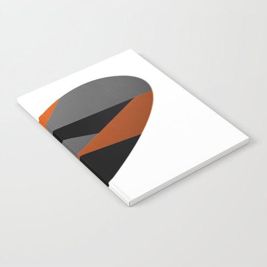 Metal Heart Notebook
