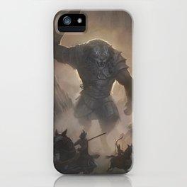 Awakened Guardian iPhone Case