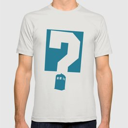 Doctor  Who? T-shirt