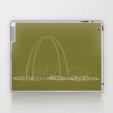 St. Louis by Friztin Laptop & iPad Skin