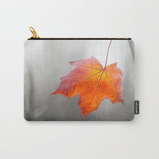 Velvet Autumn Carry-All Pouch