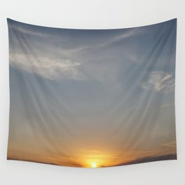 Sun Rise Sun Sets Wall Tapestry