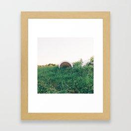 Sweet Sweet Summertime Framed Art Print