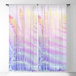 Hello Candy Fern! #foliage #homedecor #lifestyle Sheer Curtain