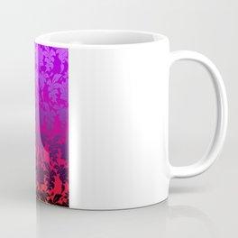 Ombre Damask2 Coffee Mug