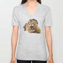Cecil the Lion Unisex V-Neck
