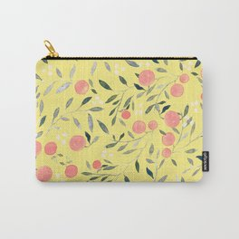 Peach Mania Carry-All Pouch