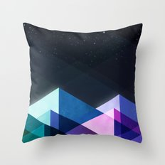 Winter Soulstice 2011 Throw Pillow