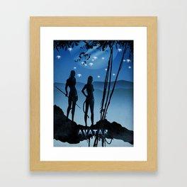 Avatar Framed Art Print