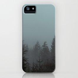 Pacific Trees iPhone Case