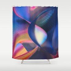 Cave of Plastic Wisdom Shower Curtain