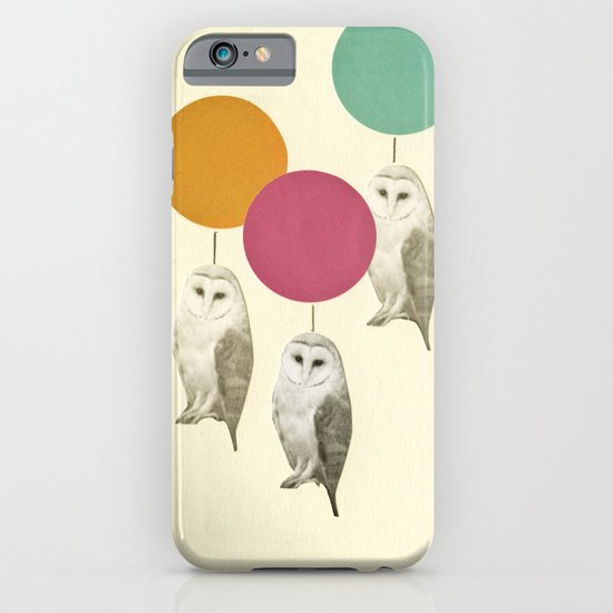 Balloon Landing iPhone & iPod Case