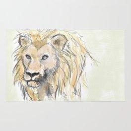 little lion man Rug