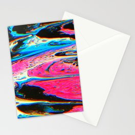 Bright Flow Stationery Cards