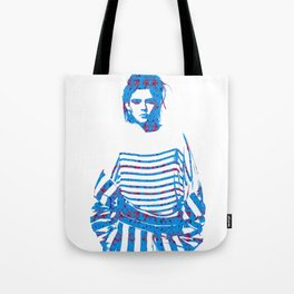 Fashion: Stripes Tote Bag
