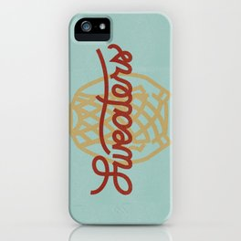 Sweaters iPhone Case