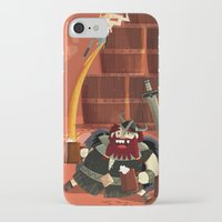 drunk iPhone & iPod Cases featuring :::Drunk Vikings::: by Ilias Sounas