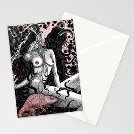 Garden Of Gazillion Delights Stationery Cards