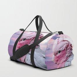 Galah Cockatoo Duffle Bag