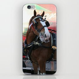 BUDWEISER Clydesdale iPhone Skin