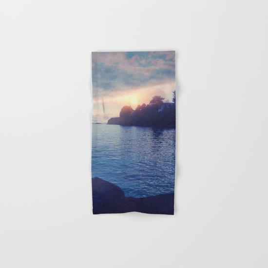 Sunset I C. II Hand & Bath Towel