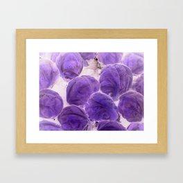 Nega Vegetables Framed Art Print