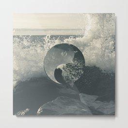 Captivating Metal Print