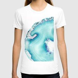 Agate - marine T-shirt