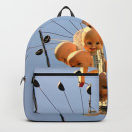 These Dolls Gave Great Head-s Backpack