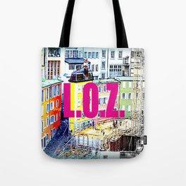 ''LOZ'' Lausanne, Switzerland 2014  Tote Bag