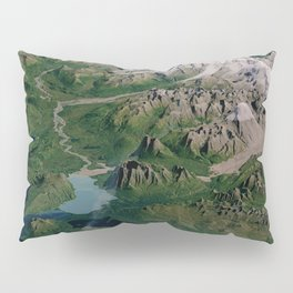 Katmai National Park, Alaska Pillow Sham