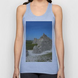 The Beauty Of A Rough Country Unisex Tank Top