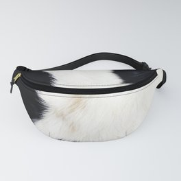 Farmhouse Cowhide Fanny Pack
